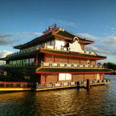 Photo taken at Sea Palace by Shi M. on 8/31/2012
