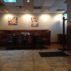 Photo taken at Minsky's Pizza by Mike B. on 4/29/2012