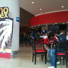 Photo taken at Cinemex by Diego O. on 7/27/2012