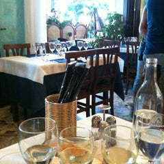 Photo taken at Ristorante Bacio Salato by aronne v. on 7/28/2012