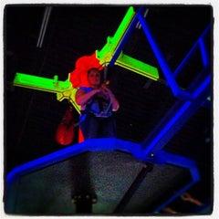 Photo taken at WonderWorks by Delayna E. on 5/21/2012