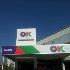 Photo taken at Ok Market by Fernando A. on 3/28/2012