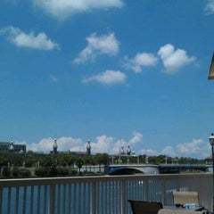 Photo taken at Sheraton Tampa Riverwalk Hotel by Bill M. on 5/5/2012