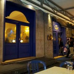 Photo taken at Stella Gemella Ristorante by Maria Luisa P. on 9/5/2012