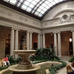Photo taken at The Frick Collection by Lauren I. on 7/28/2012