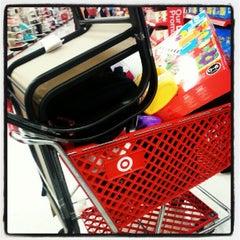 Photo taken at Target by Robert M. on 8/31/2012