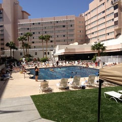 Photo taken at Riviera Hotel & Casino by STKCLASSi5 on 4/7/2012