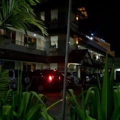 Photo taken at Hotel Merbabu by Agus Hendro G. on 8/20/2012