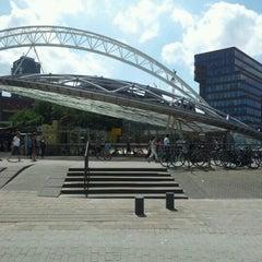 Photo taken at Station Rotterdam Blaak by Ирина С. on 8/3/2012