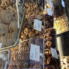 Photo taken at Schwartz Bakery by Serena E. on 8/12/2012