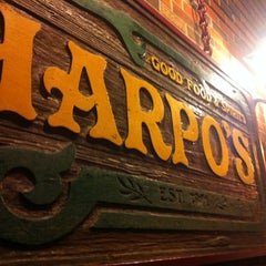 Photo taken at Harpo's Bar & Grill by Eric Z. on 3/16/2012