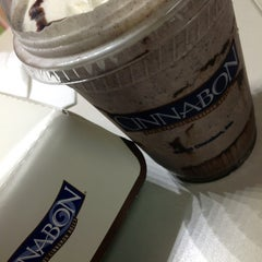 Photo taken at Cinnabon by moon on 7/31/2012