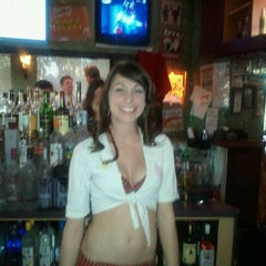 Photo taken at Tilted Kilt Pub & Eatery by Michael M. on 9/11/2011