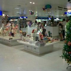 Photo taken at ร้านนายอินทร์ (Naiin) by Nu mai on 12/27/2011