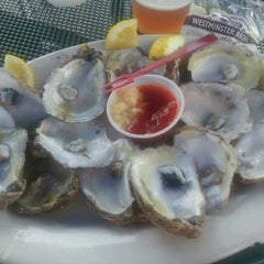 Photo taken at J's Oyster Bar by Brandy E. on 8/20/2012