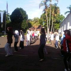 Photo taken at KPP Pratama Jkt Mampang Prapatan by Rina M. on 2/10/2012