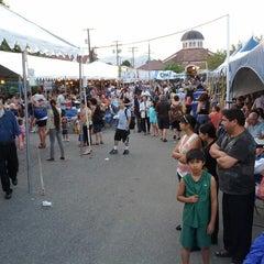 Photo taken at Vancouver Greek Summer Festival by Dlau on 7/8/2012