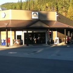 Photo taken at Blind Bay Village Grocer by BBvillage G. on 9/29/2011