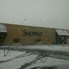 Photo taken at Shopko by Kery S. on 1/17/2012