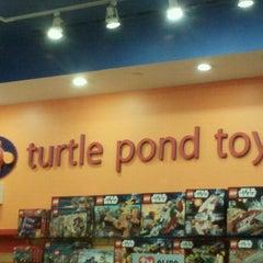 Photo taken at Turtle Pond Toys by Jennifer A. on 12/26/2011