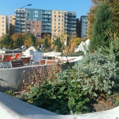 Photo taken at Devonshire Green by Roger M. on 10/21/2011