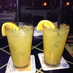 Photo taken at Harborside Bar & Grill by Lily C. on 9/10/2012