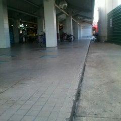 Photo taken at Tampines Bus Interchange by Irfan D. on 12/8/2011
