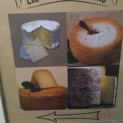 Photo taken at Mellis Cheese Shop by Mrs Y. on 4/7/2011