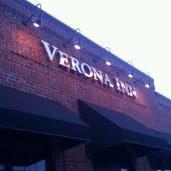 Photo taken at Verona Inn by Walter F. R. on 5/22/2012
