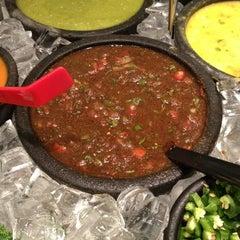 Photo taken at La Salsa by Dylan W. on 11/11/2011