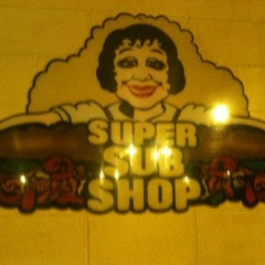 Photo taken at Super Submarine Sandwich Shop by Thomas S. on 9/30/2011