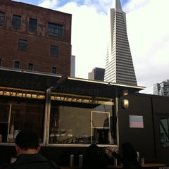 Photo taken at Réveille Coffee Co. Truck by Brian S. on 3/22/2011