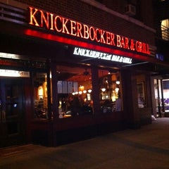 Photo taken at Knickerbocker Bar & Grill by Sophie F. on 3/29/2011