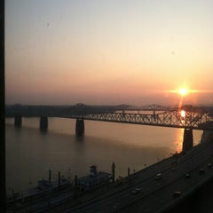 Photo taken at Galt House Hotel by Jenica S. on 7/26/2011