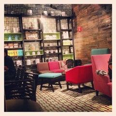 Photo taken at Cielito Querido Café by Mischa on 8/17/2012