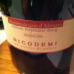 Photo taken at Restaurant Trattoria da Bruno by martijn h. on 1/7/2012