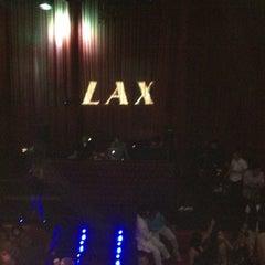 Photo taken at LAX Nightclub by Jocelyn S. on 6/30/2012