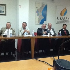 Photo taken at COEPA Alicante by Joaquin G. on 9/13/2011