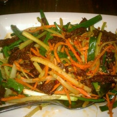 Photo taken at P.F. Chang's by Tallon D. on 11/7/2011