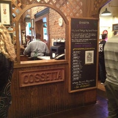 Photo taken at Cossetta's Italian Market & Pizzeria by Holly J. on 3/30/2012