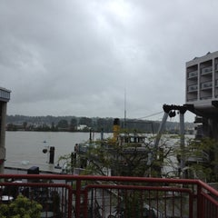 Photo taken at The Network Hub - New Westminster by Dammy O. on 6/7/2012