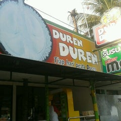 Photo taken at Duren Duren by Bima E. on 8/26/2011