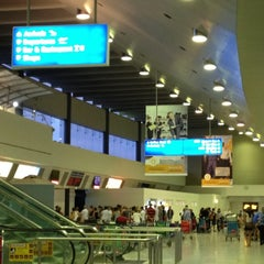 Photo taken at T1 International by limoperth on 1/15/2012