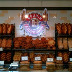 Photo taken at Boudin SF Irvine by jt on 9/23/2011