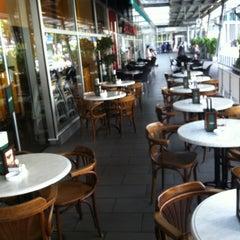 Photo taken at DÔME Café by Ed S. on 2/25/2011