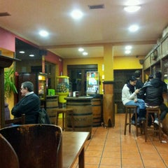 Photo taken at Parrilla Verdemar by Maria A. on 3/3/2012