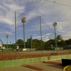 Photo taken at Associação Bancária de Dracena by Fabio M. on 1/18/2012