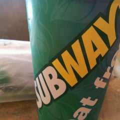 Photo taken at SUBWAY by Spencer A. on 2/10/2012