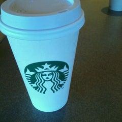 Photo taken at Starbucks by Cedric E. on 10/16/2011