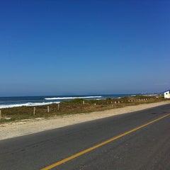 Photo taken at Praia de Itapoá by Eduardo D. on 8/7/2011